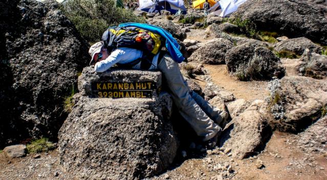 Kilimanjaro Karanga