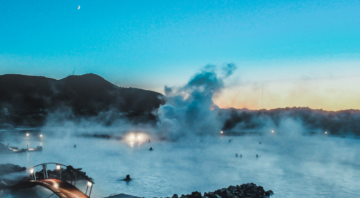 Iceland photography blue lagoon