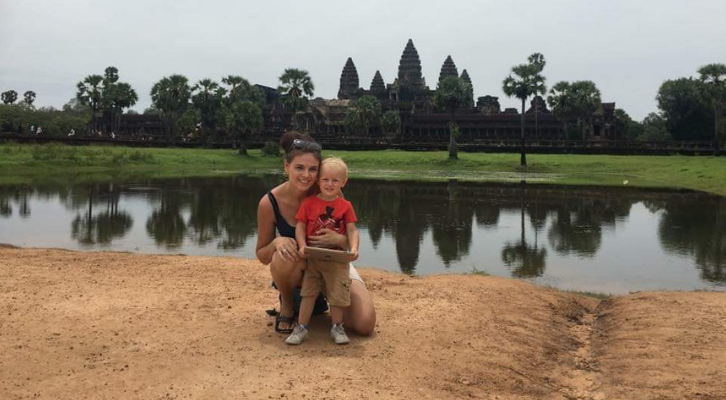 Travel toddler budget