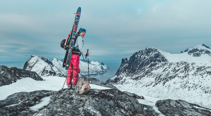 norway ski mountaineering