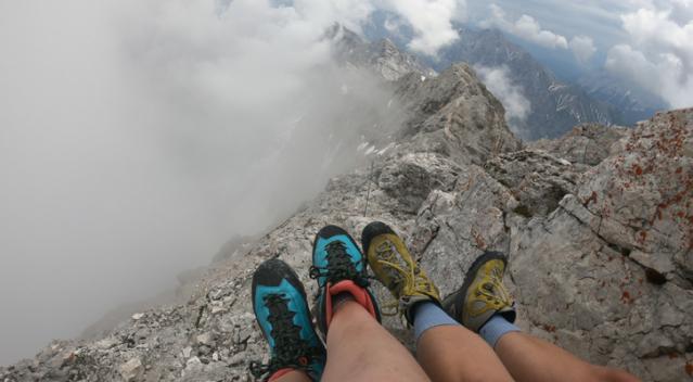 Zugspitze Hiking Via Ferrata